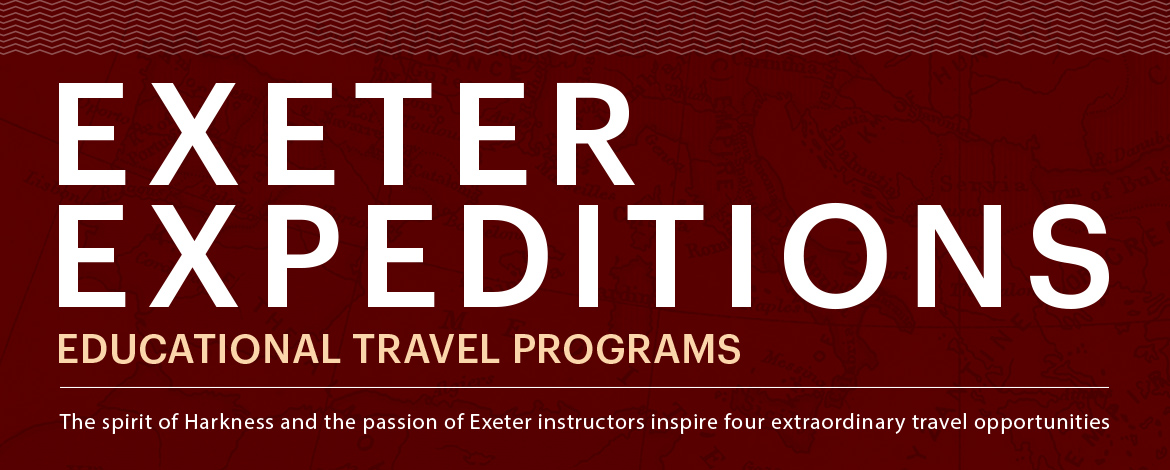 Exeter Expeditions 2018